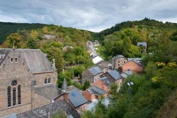 Uitzicht La Roche-en-Ardenne