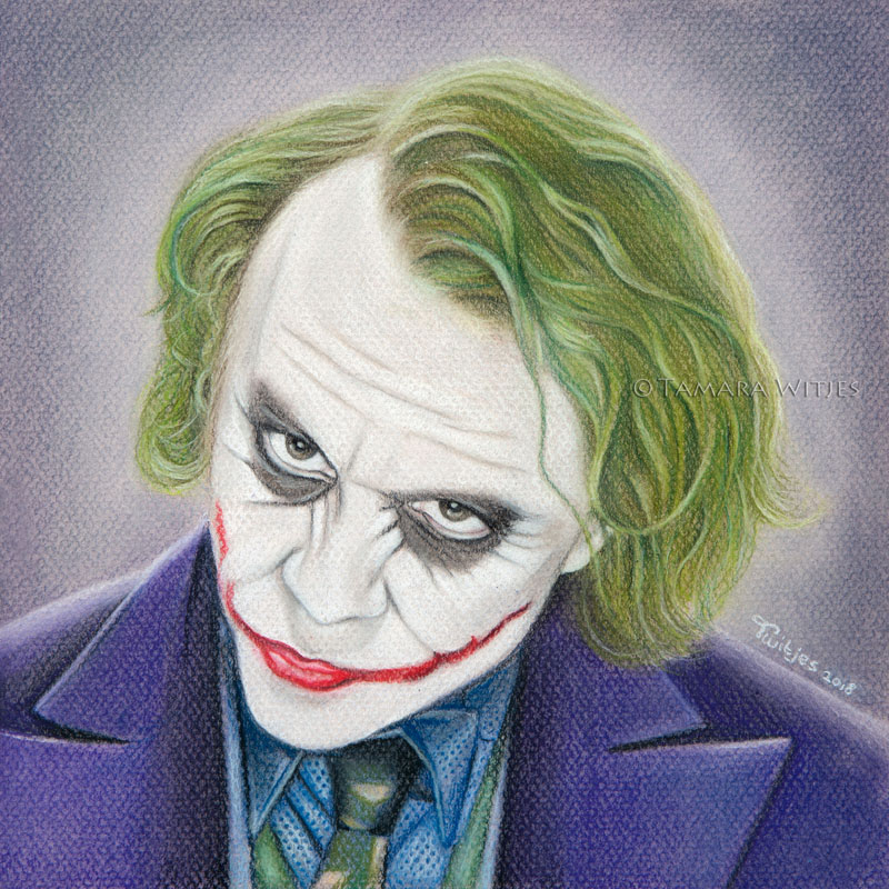 Heath Ledger - The Joker
