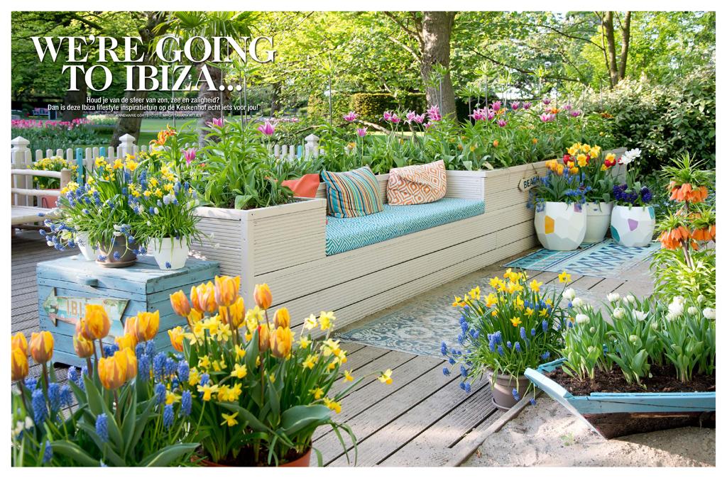 Ibiza Garden Keukenhof 2019