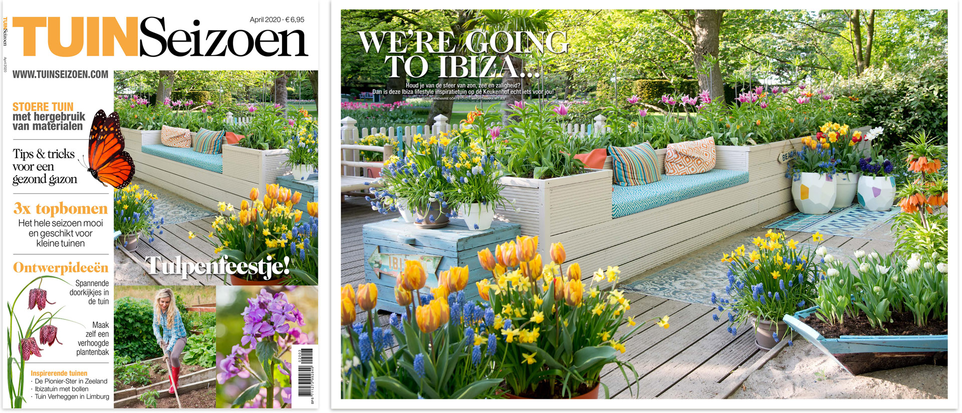 Ibiza Garden Keukenhof
